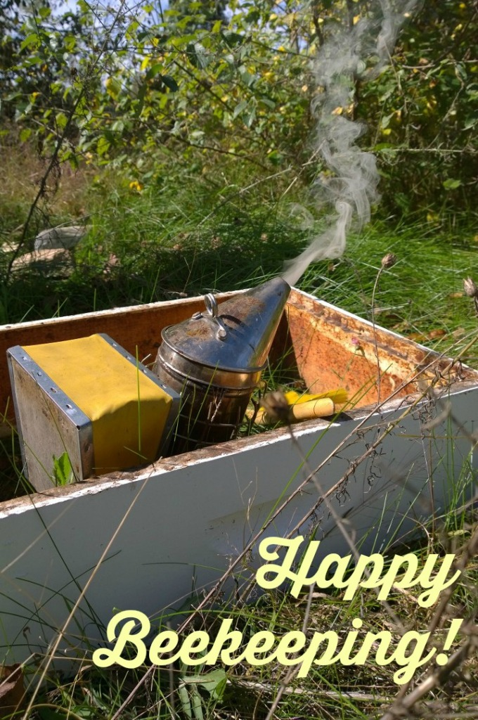 happy beekeeping
